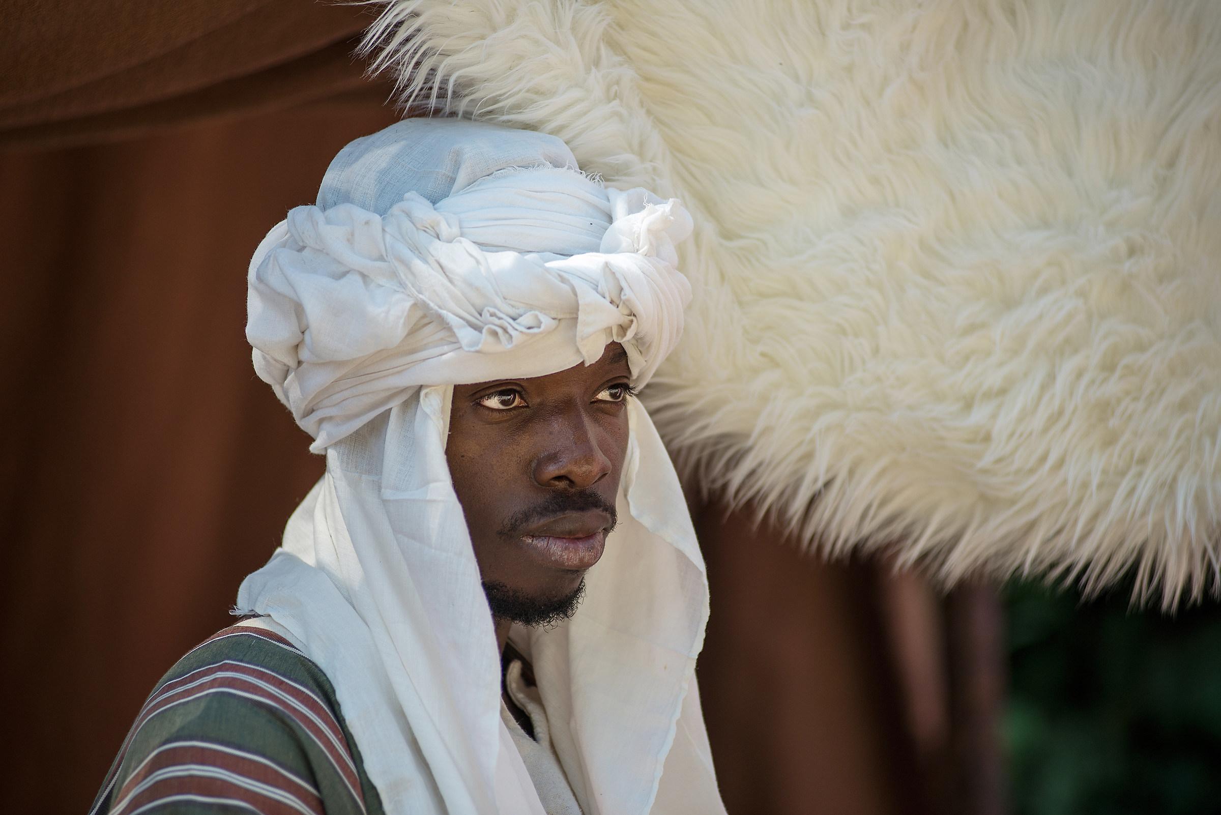 Tuareg...