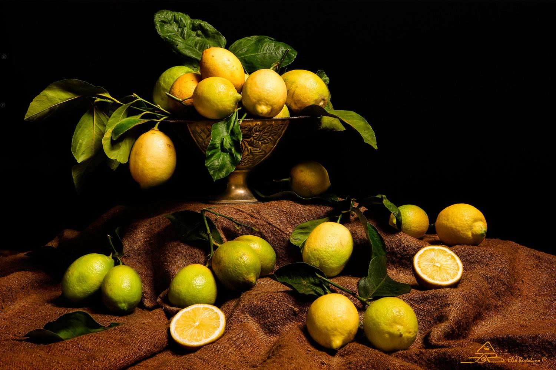 Lemon cup...
