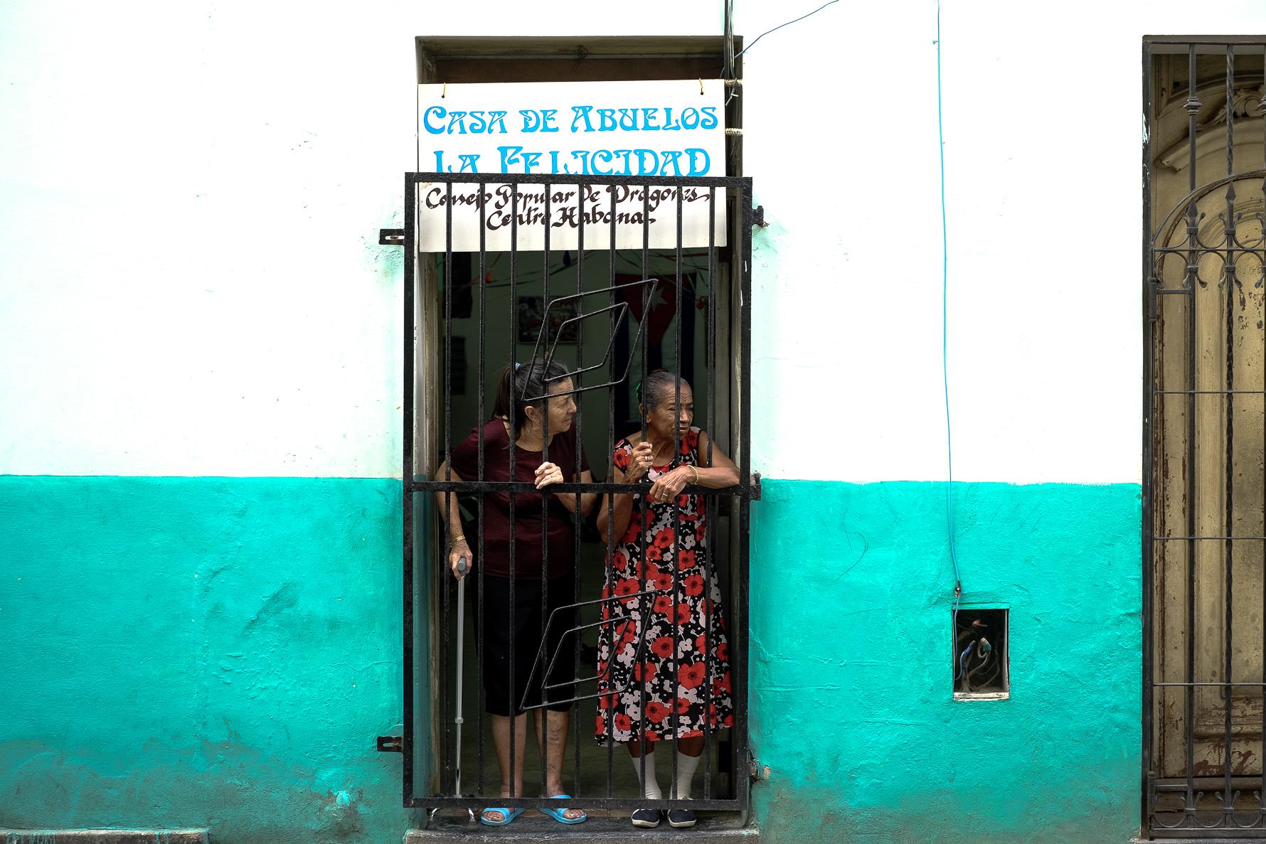 """La casa dei nonni, """"La felicità"""" - Havana 2015..."""