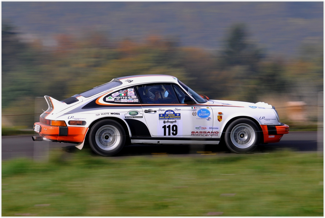 Porsche Carrera RS...