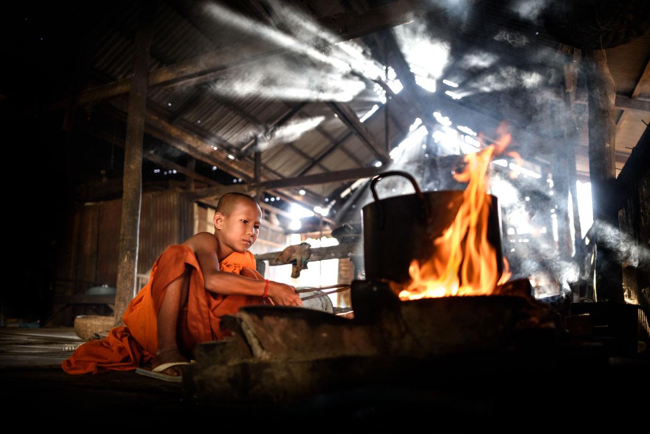 Angkor, Cambogia...