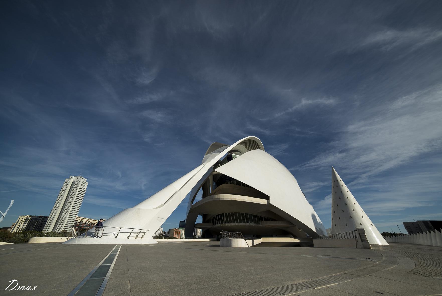 Architettura a Valençia...