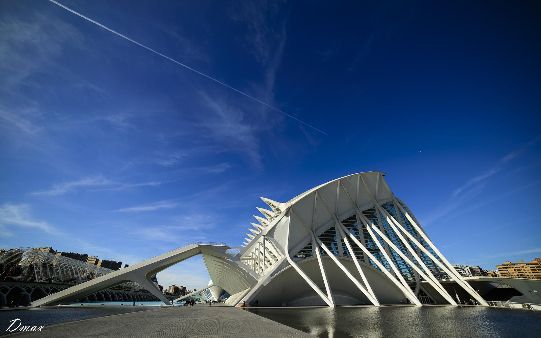Valençia Architettura Moderna...