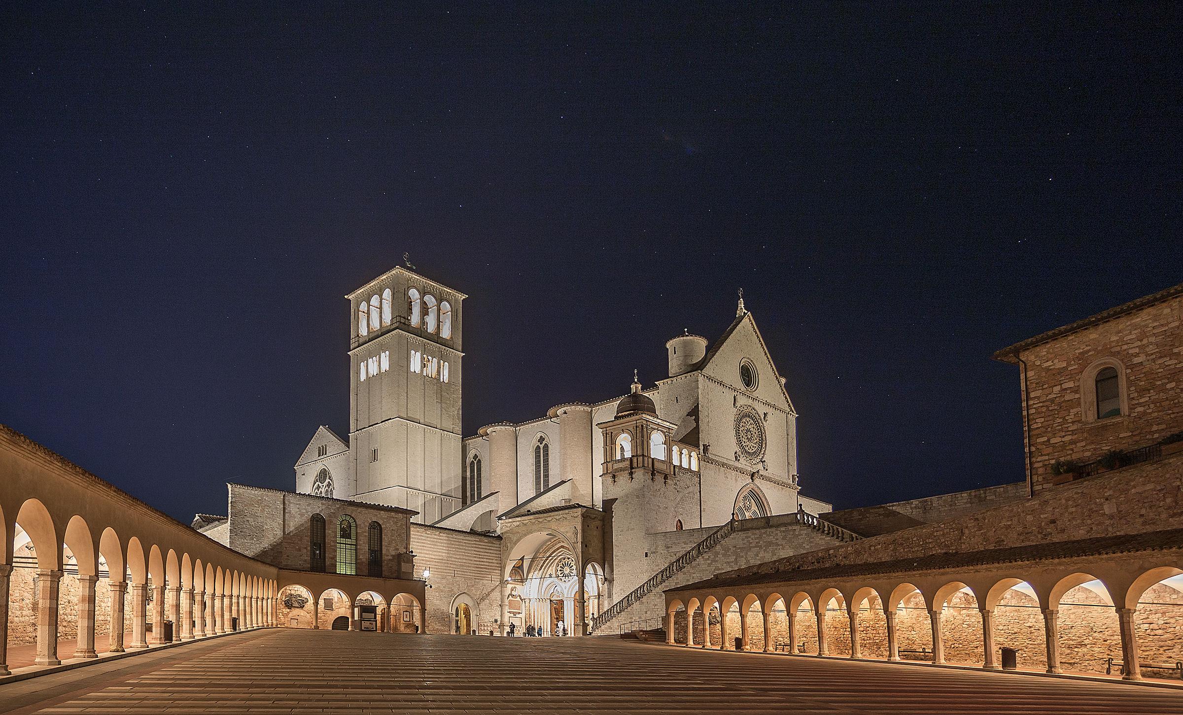 Assisi Basilica...