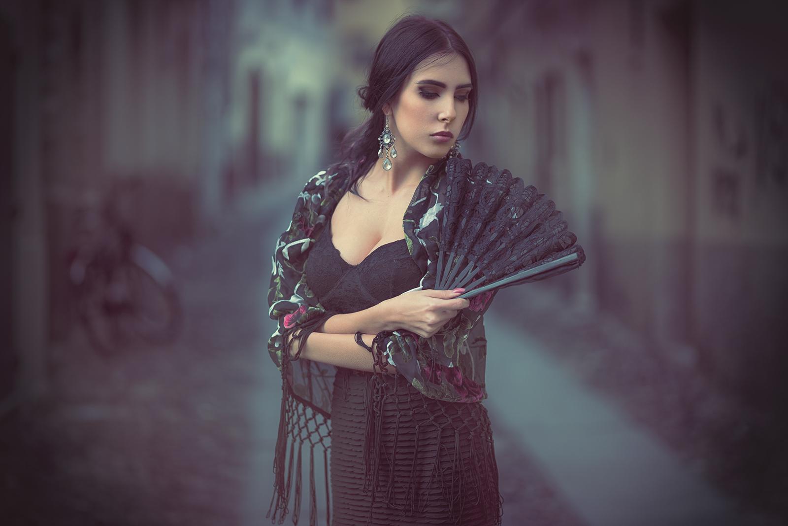 Magic spanish woman...