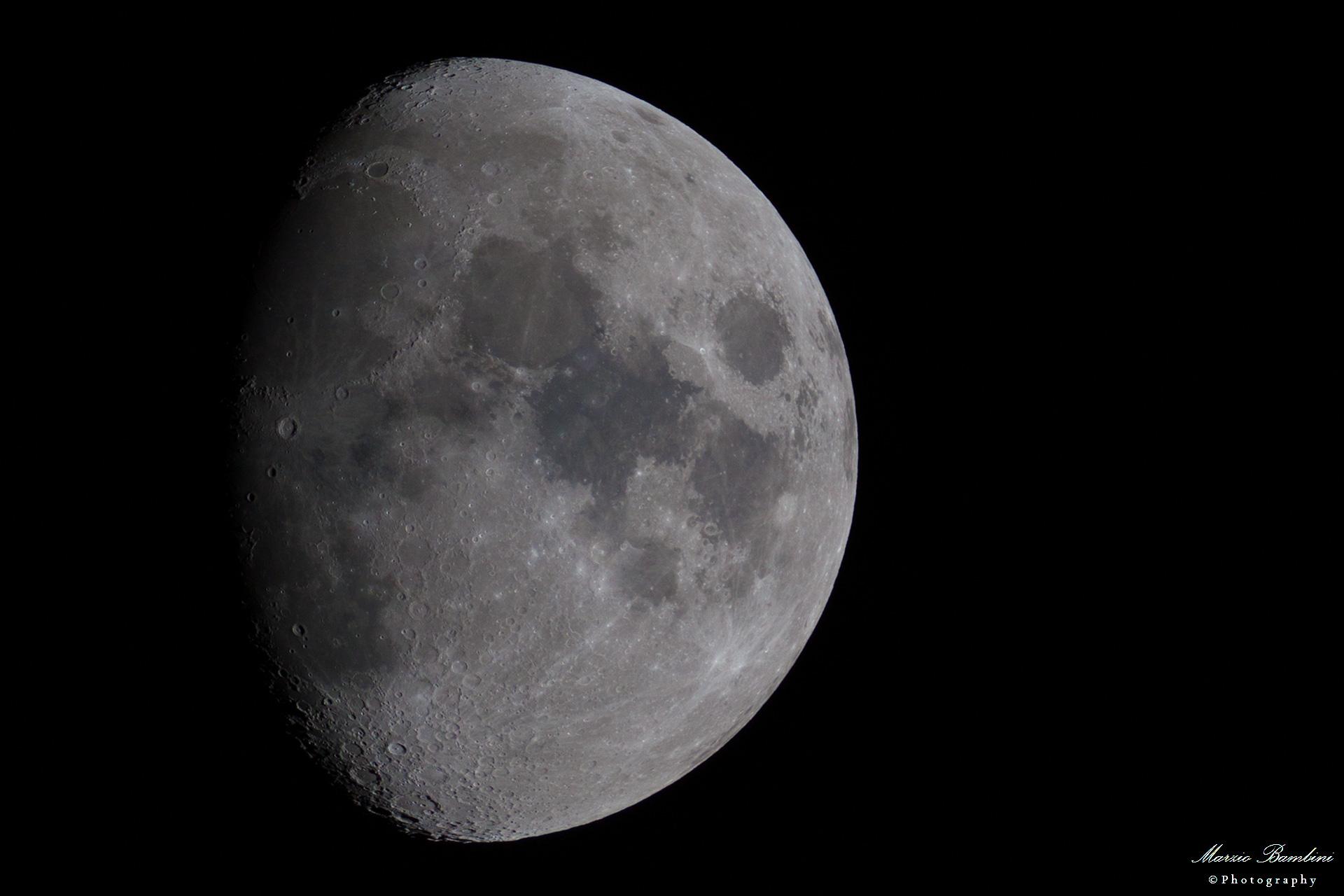 10 days old Moon...