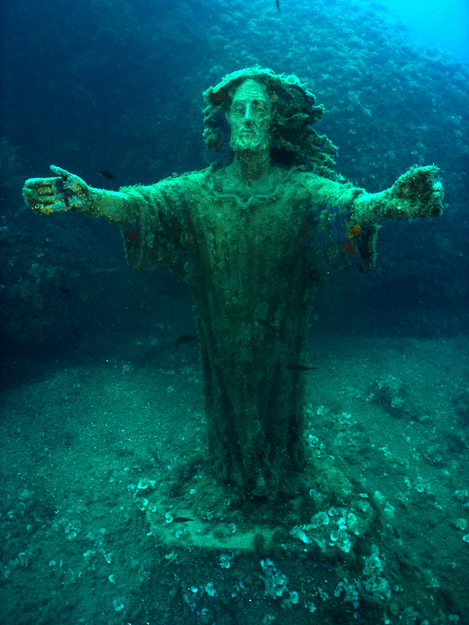 Cristo degli abissi...
