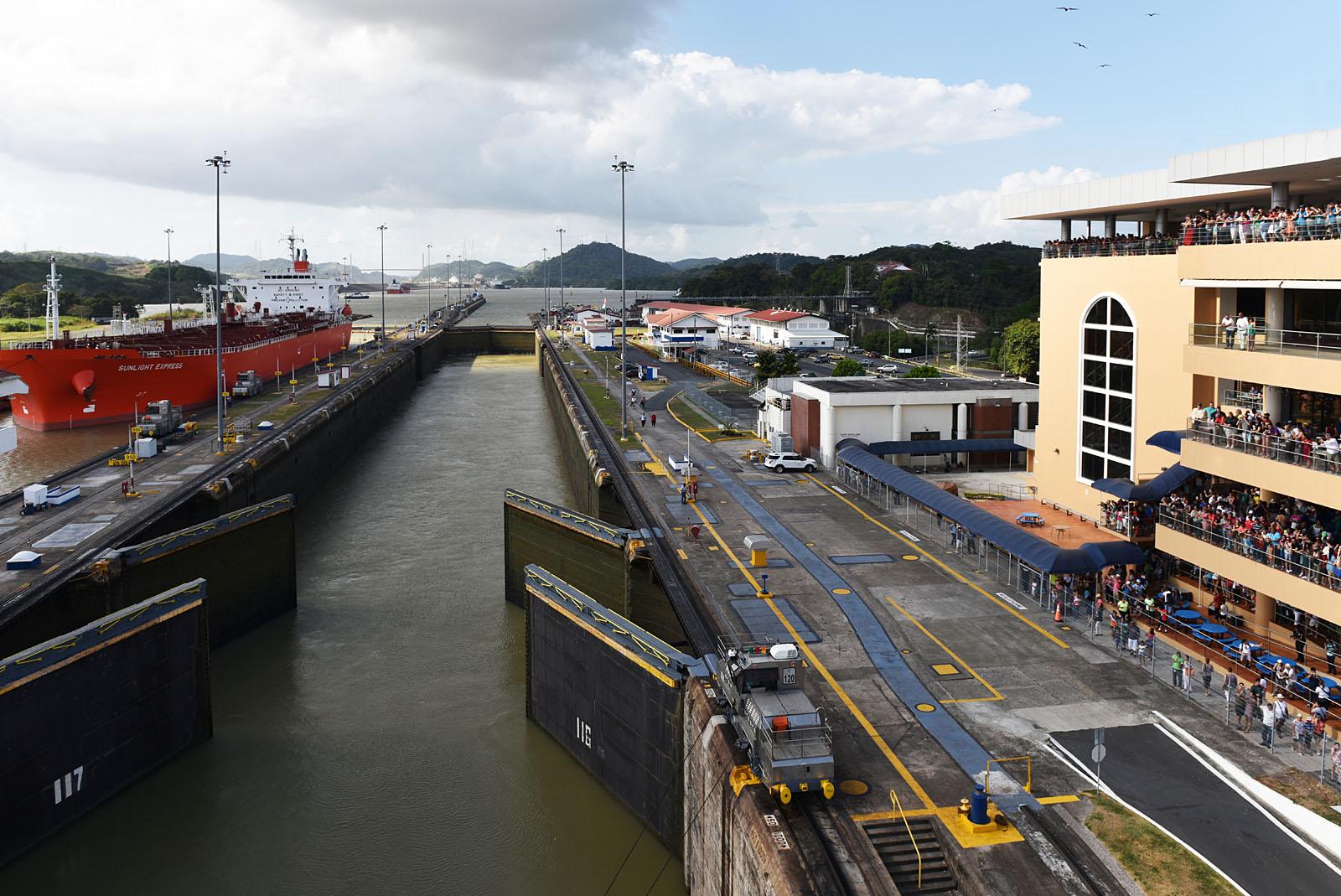 Ezit Panama Canal Balboa...