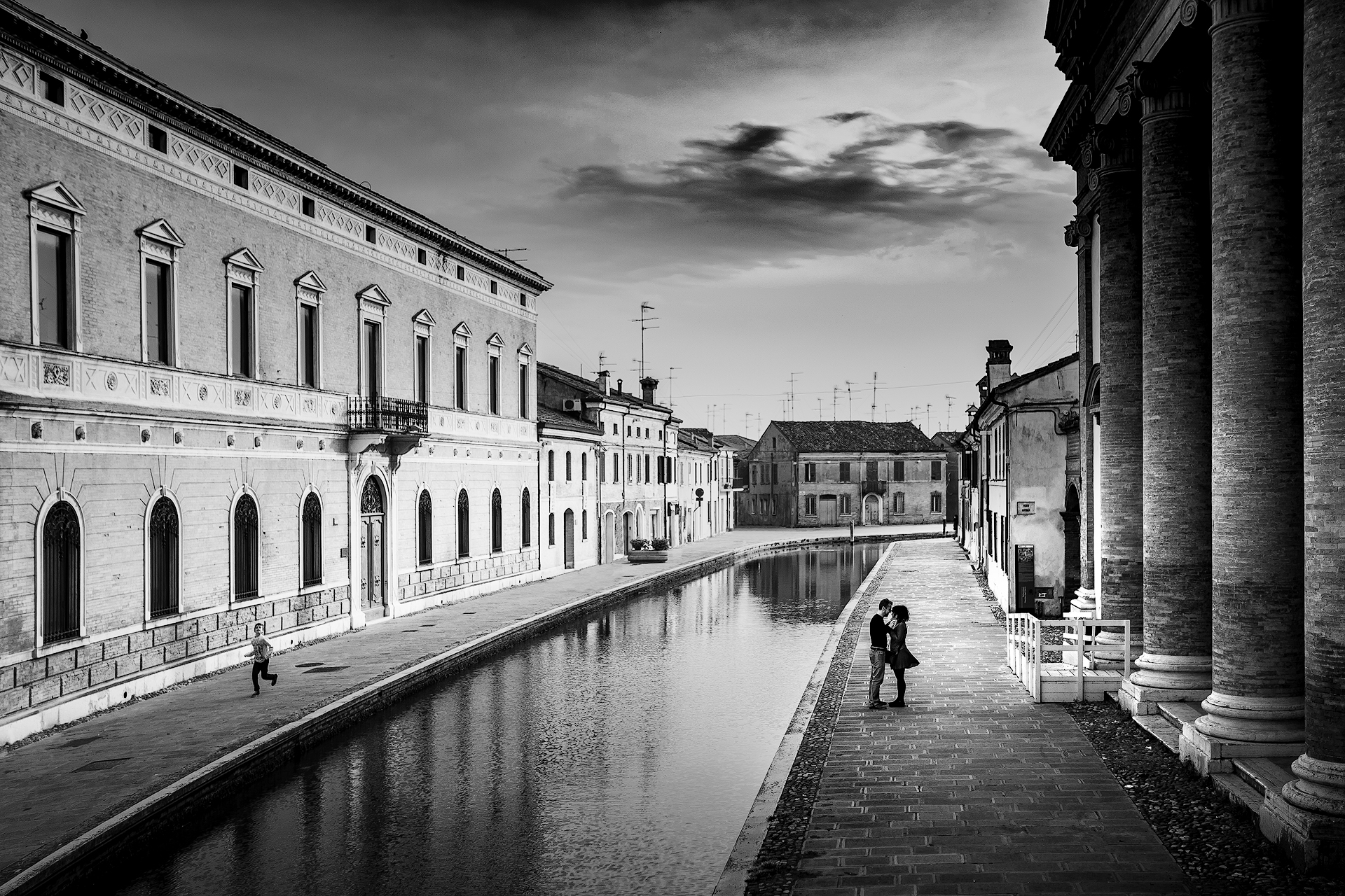 Comacchio with Love...