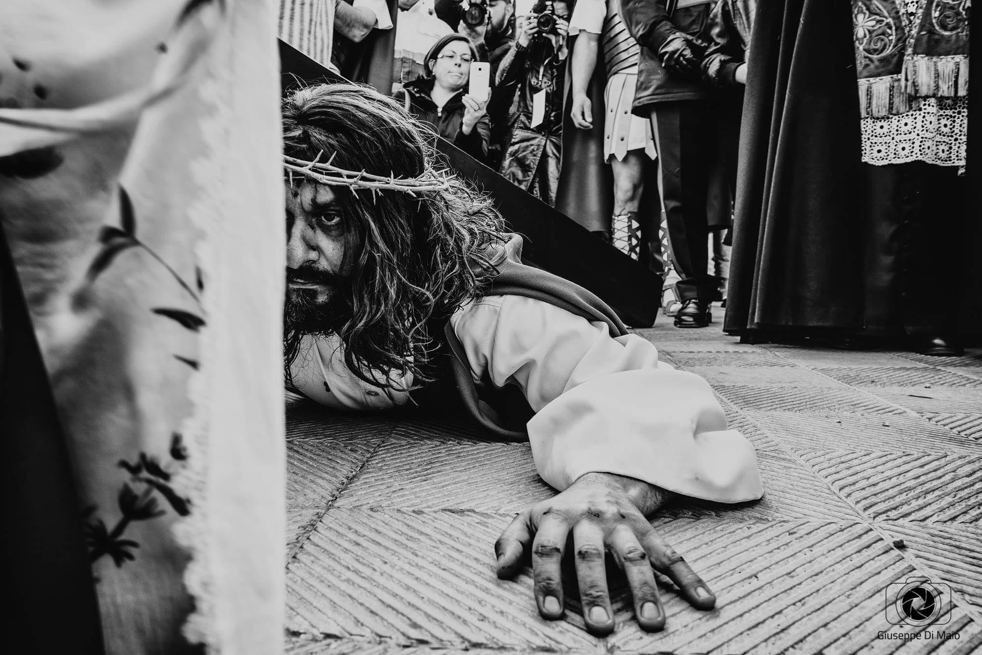 Barile,  Via Crucis 2016...