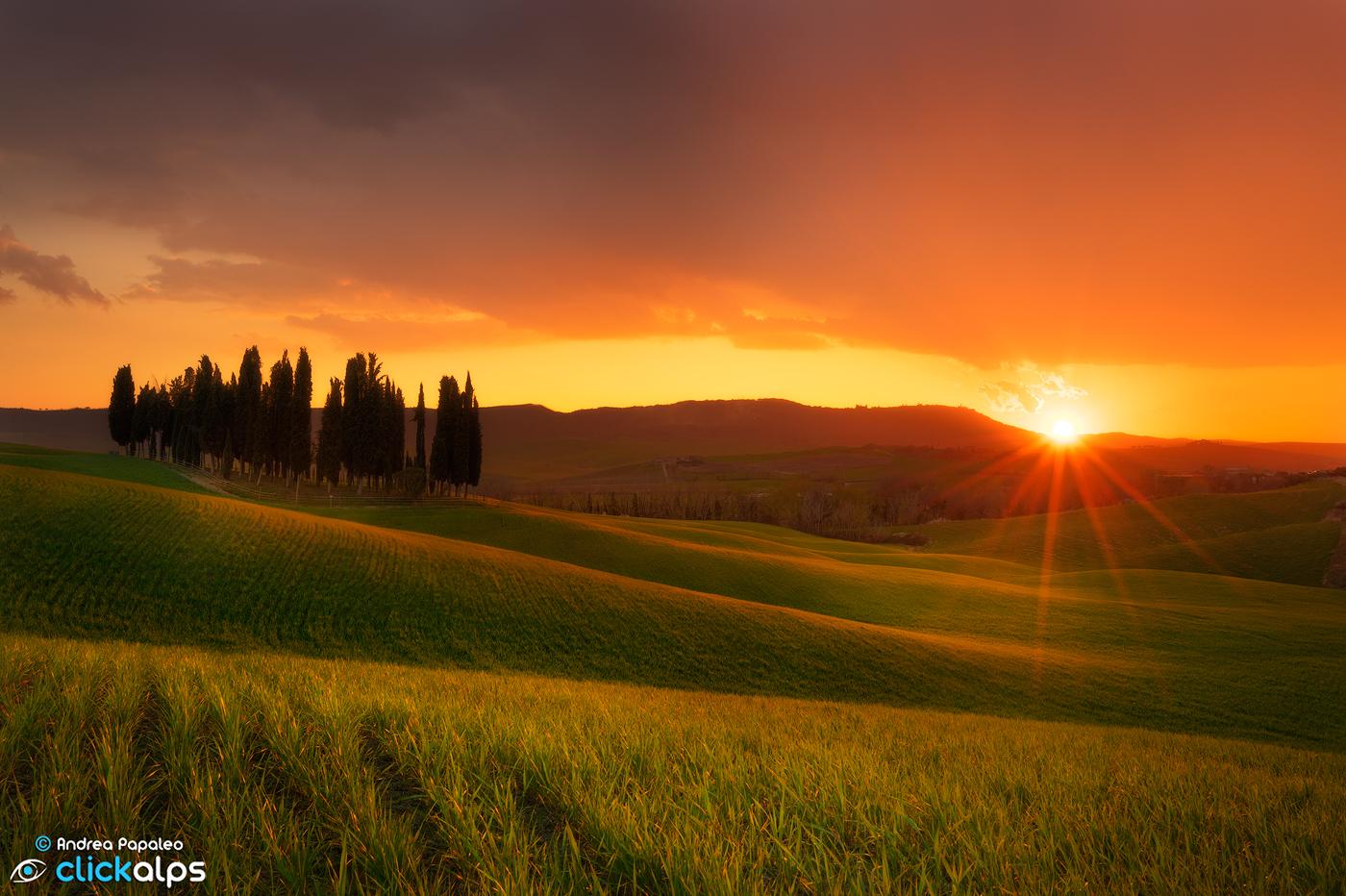 Wonderful Tuscany...