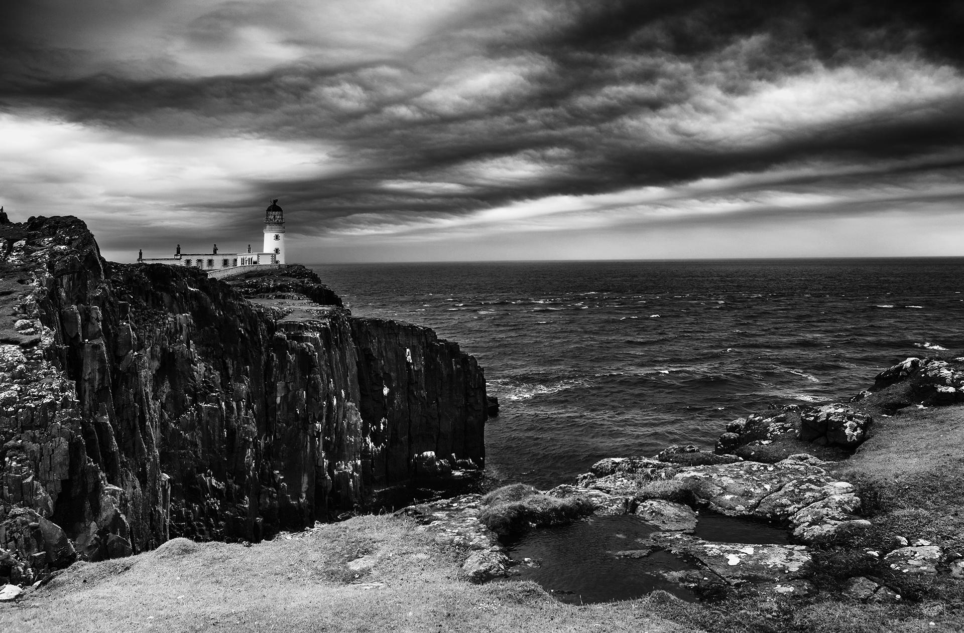 neist point lighthouse...