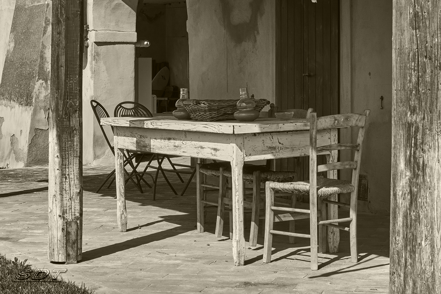 Table .... old style...