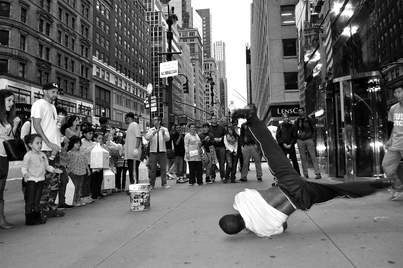 New York 2012...