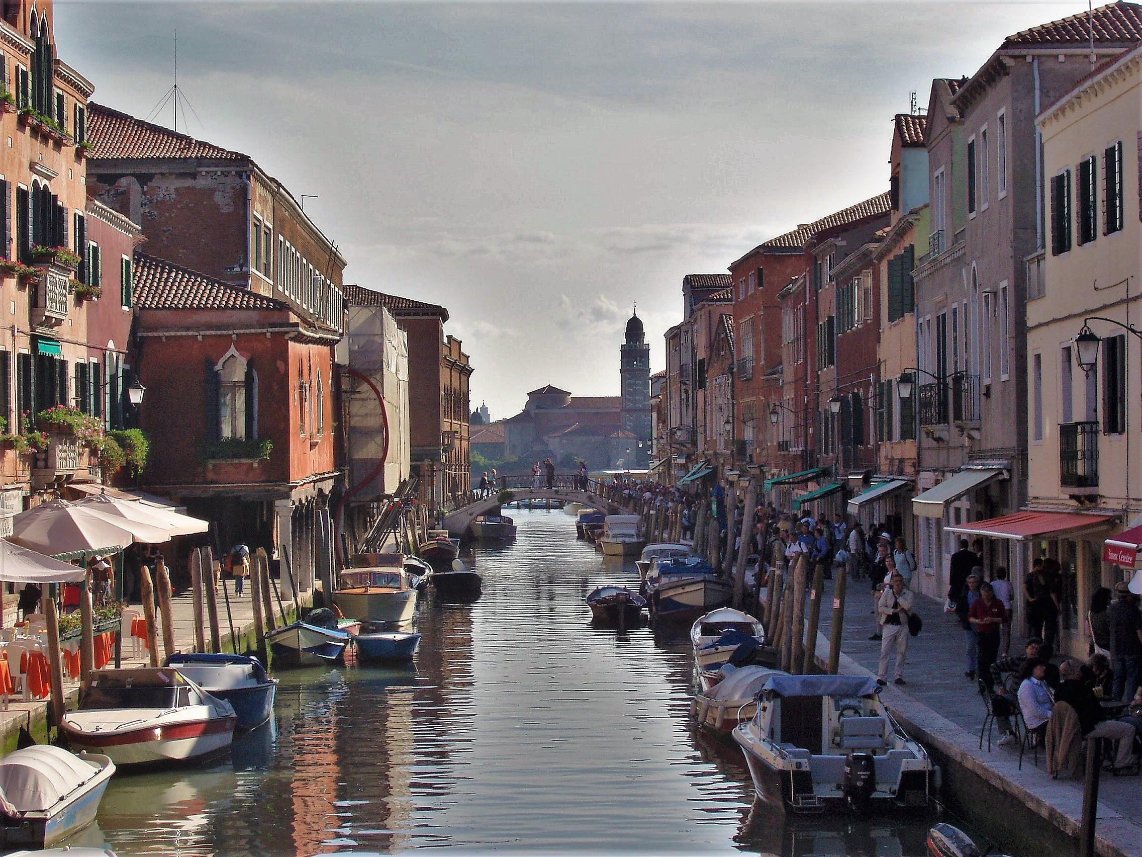 glimpse of Burano venice...