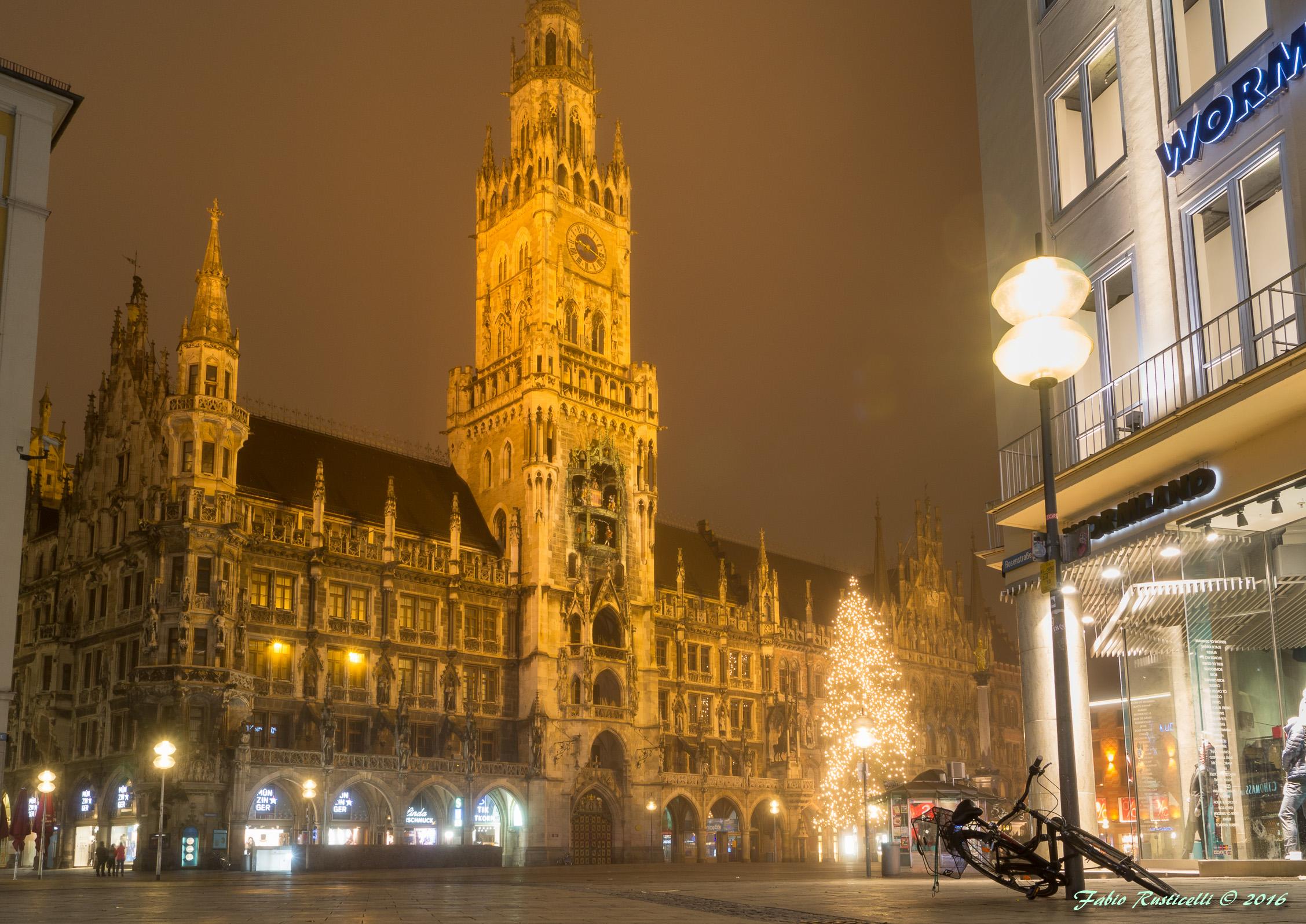 Marienplatz...