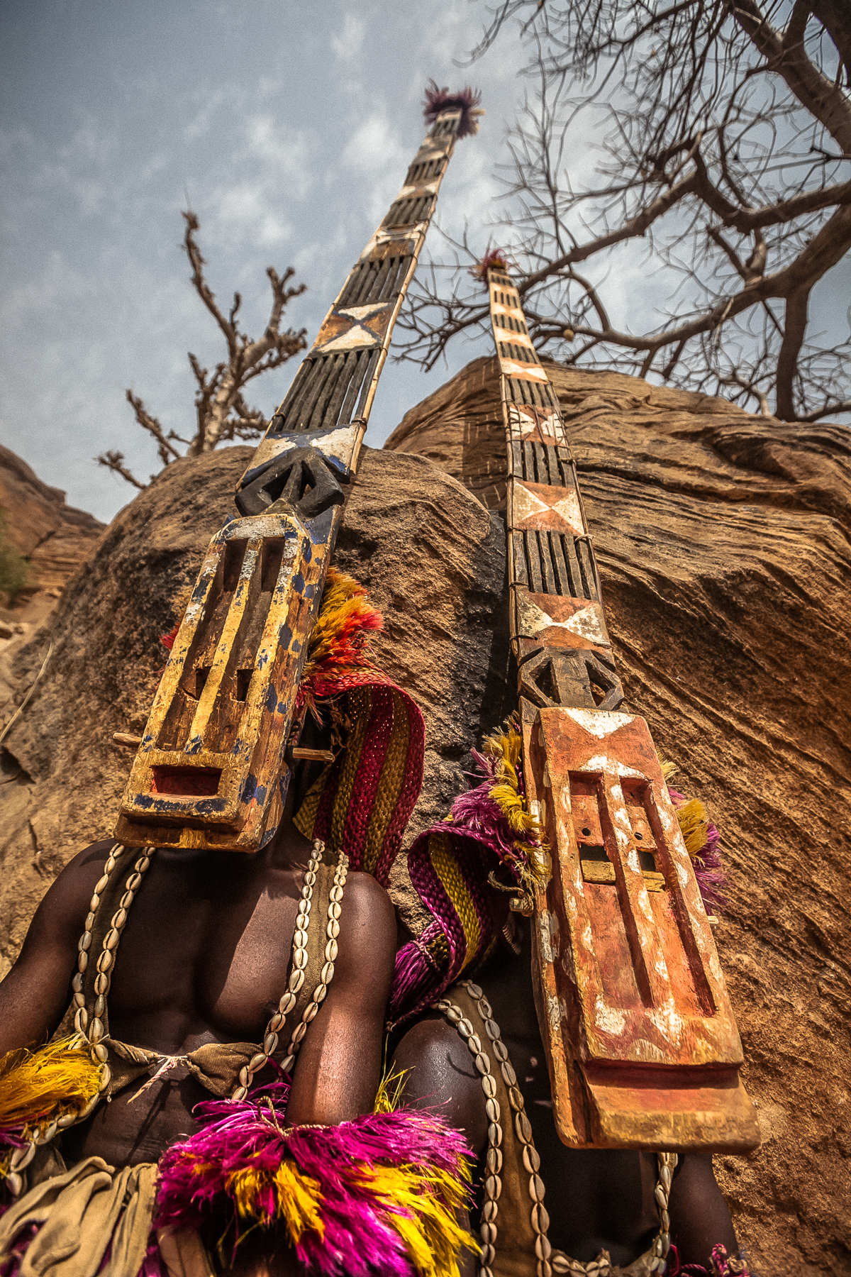 The Dogon, the people that comes from the stars...