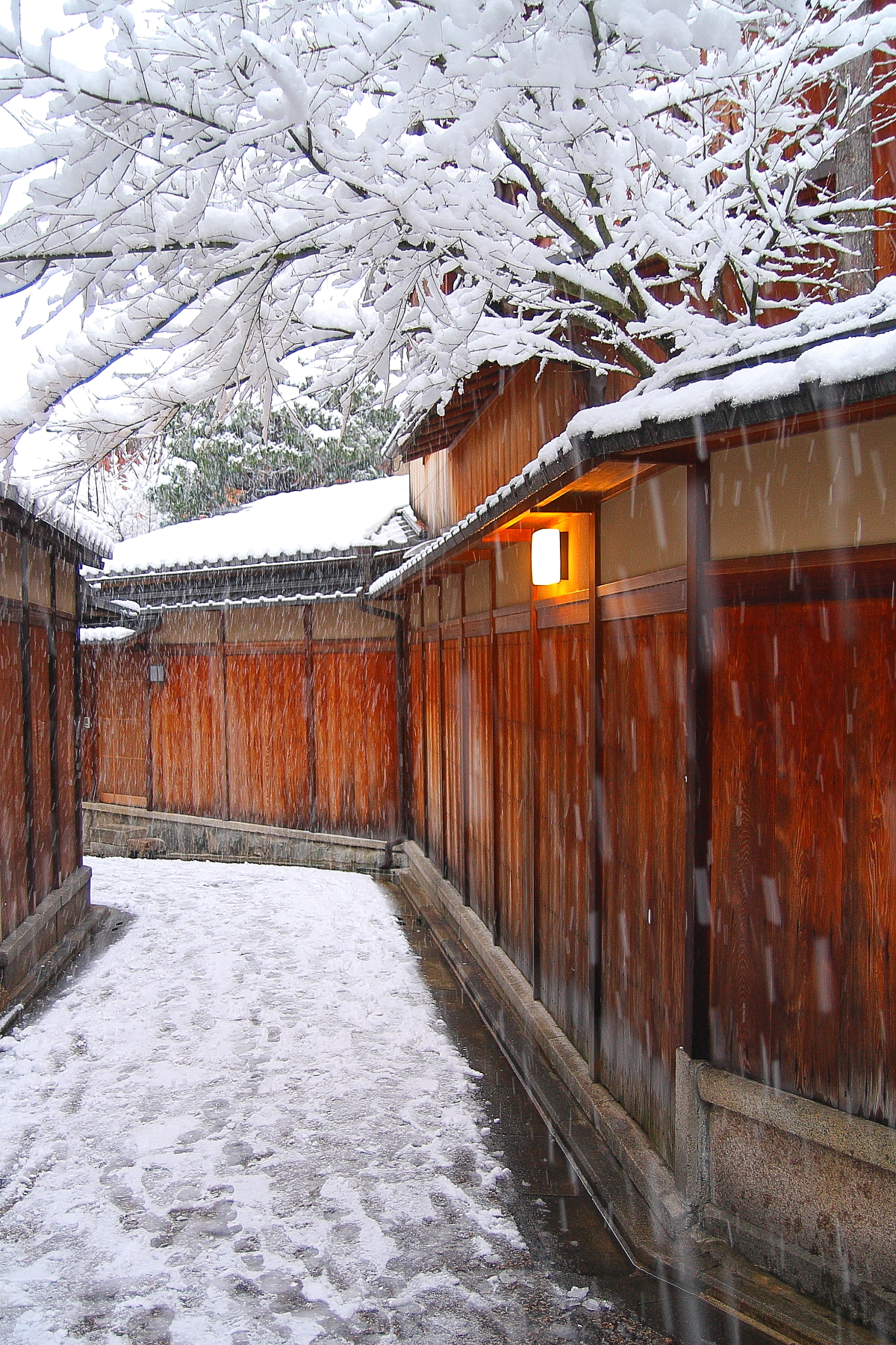 ancient Kyoto...