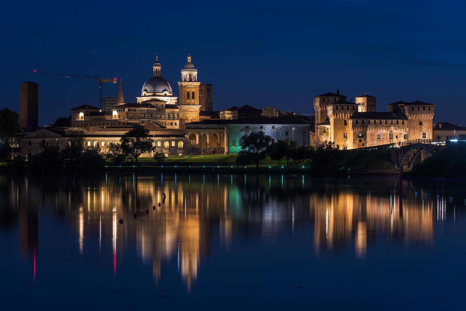 Mantova Blue now...