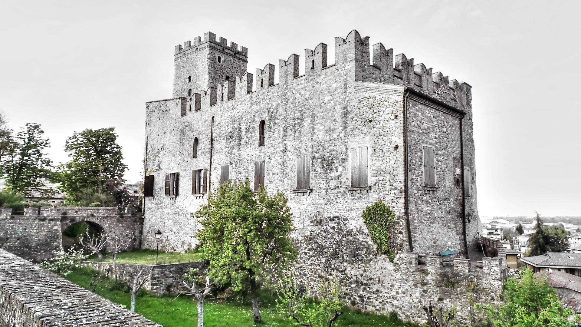 Castellarano, the Castle...