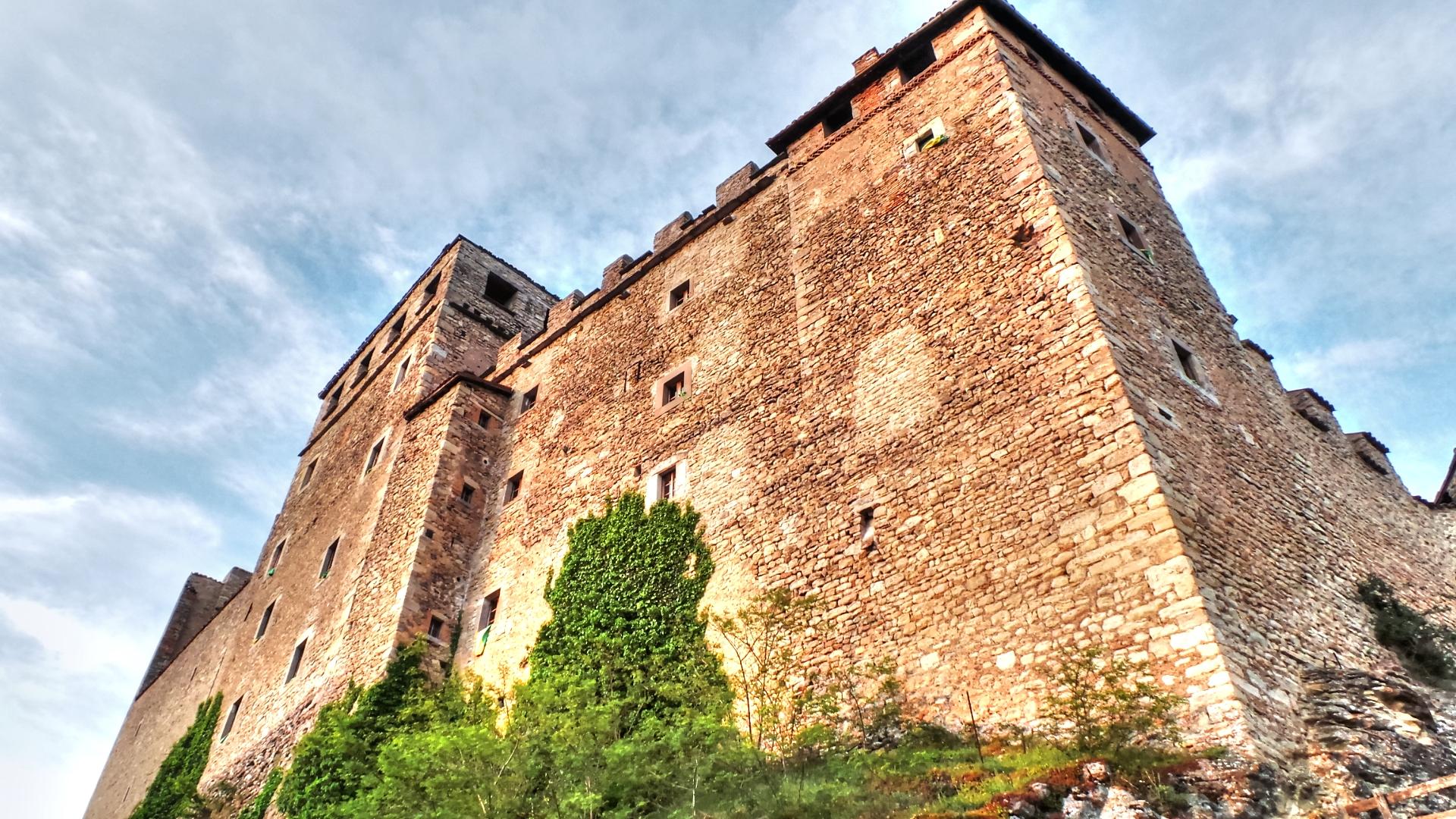 Under the Montecuccolo Castle, Pavullo...