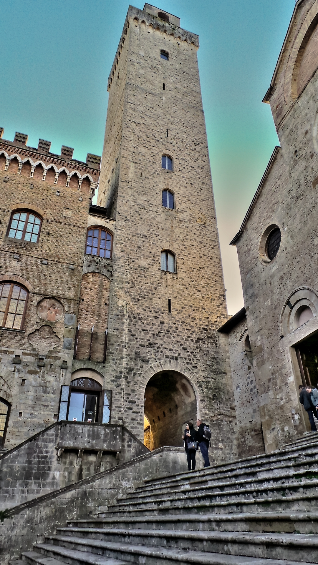 San Gimignano, the town of towers...