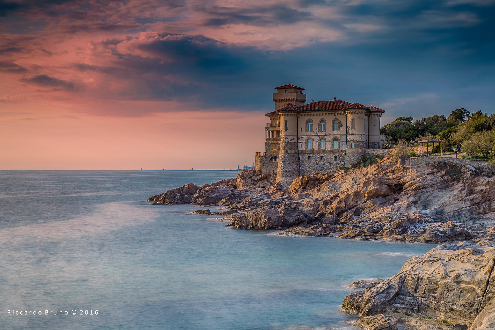 Castel Boccale - Livorno...