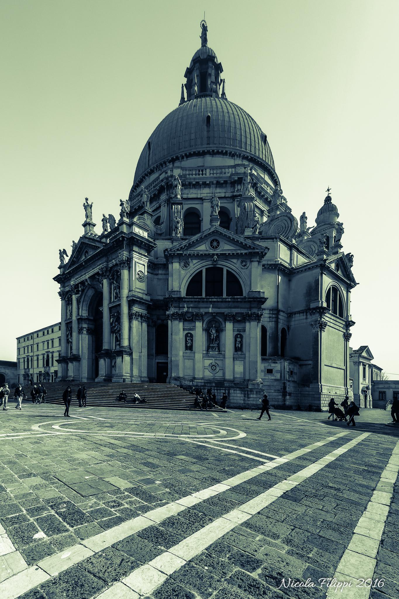 Venezia - S. Maria della Salute...