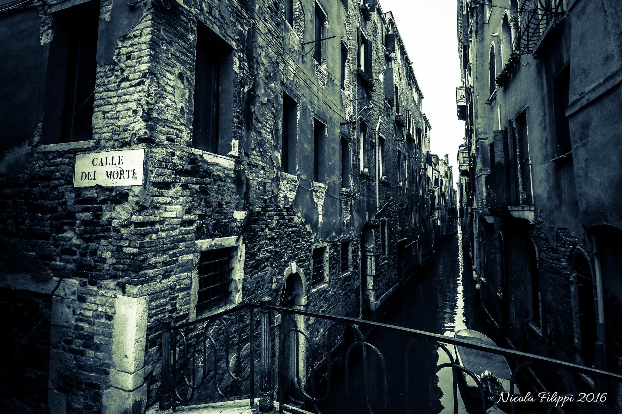 Venezia - Calle dei Morti...