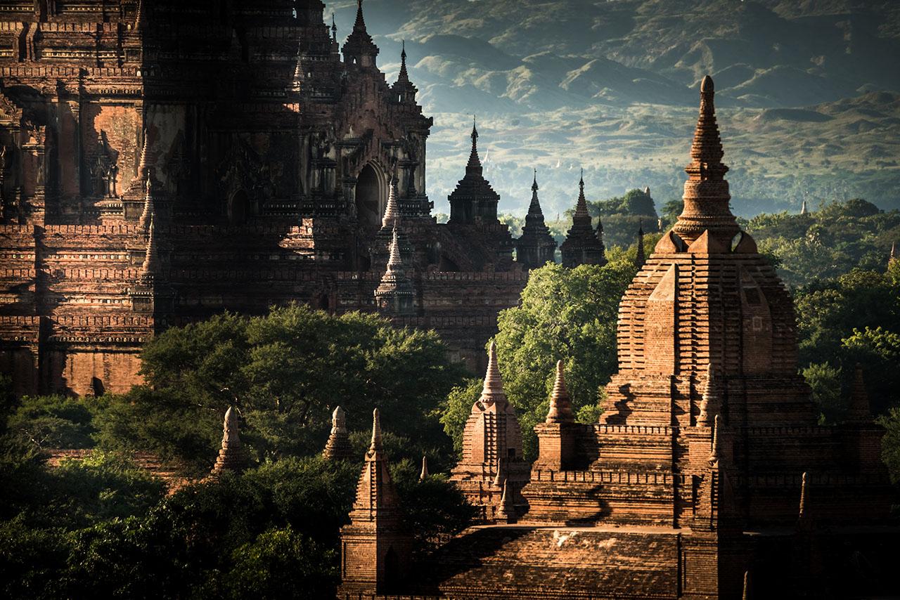 Bagan, Myanmar...