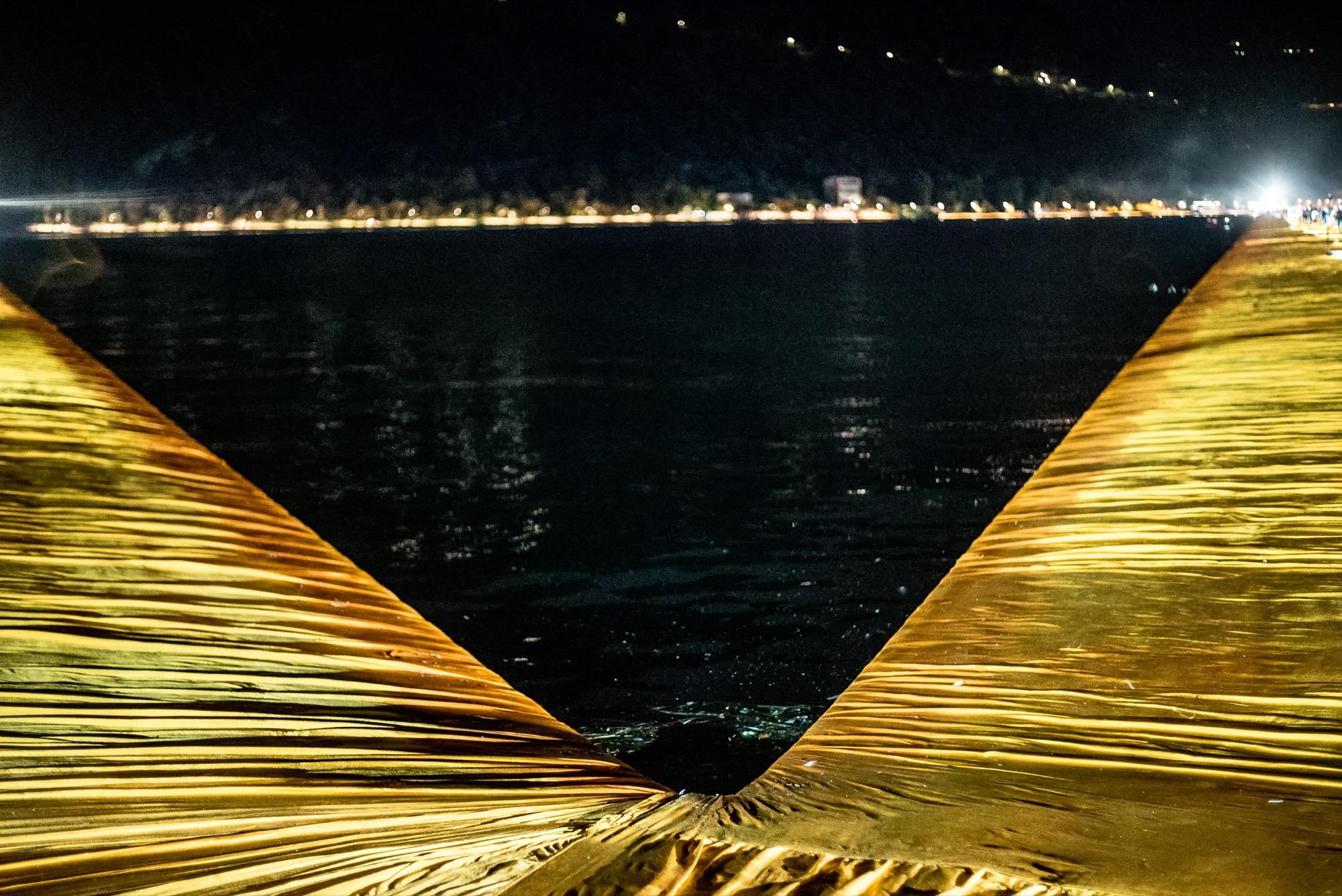 the Golden Crossing...