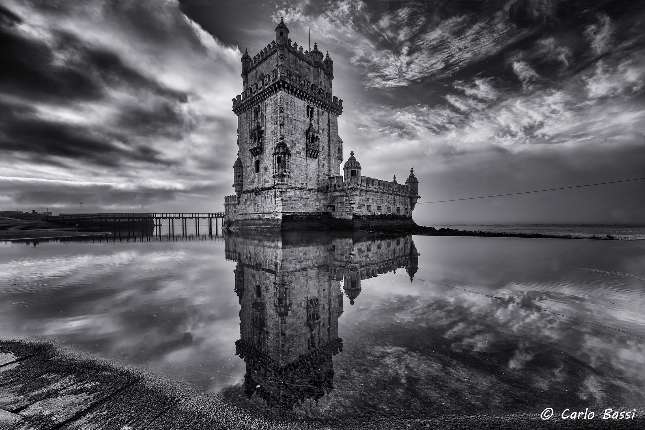 Belém Tower...