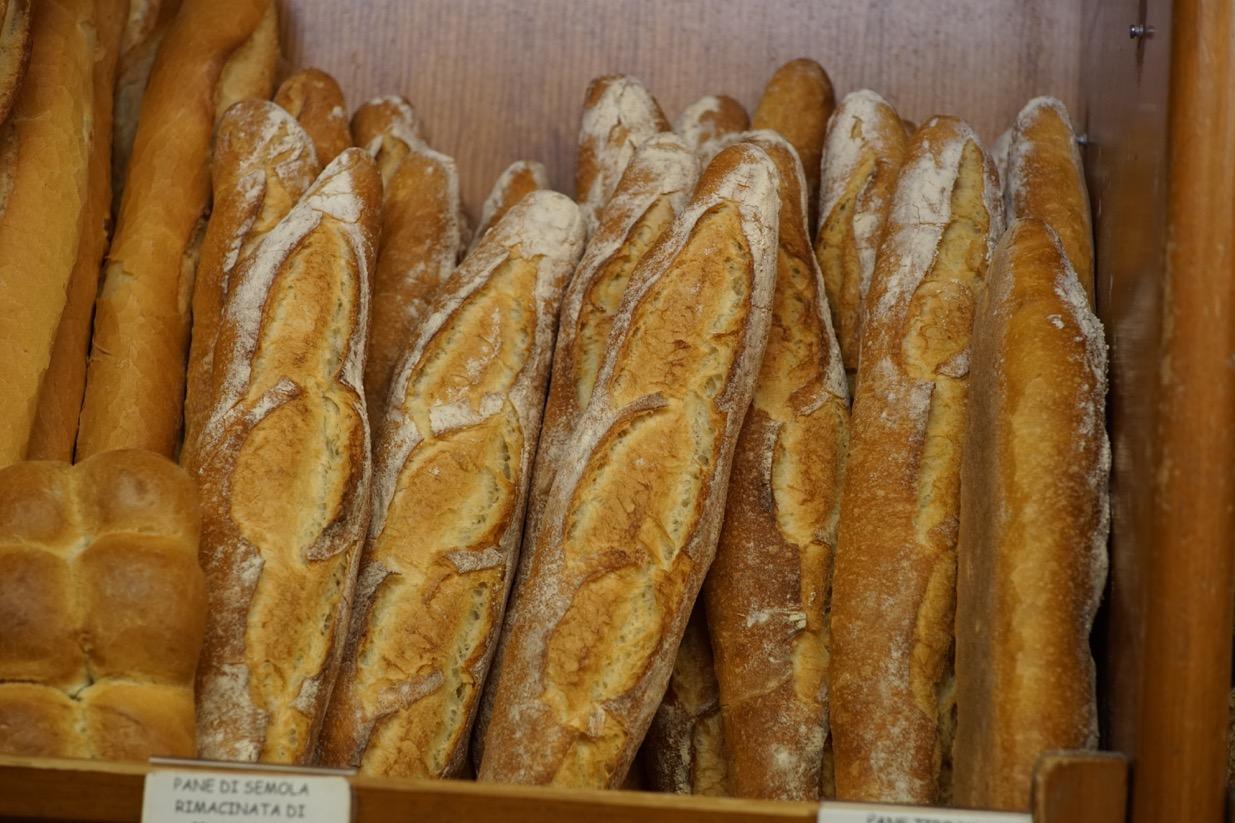 My baguettes...