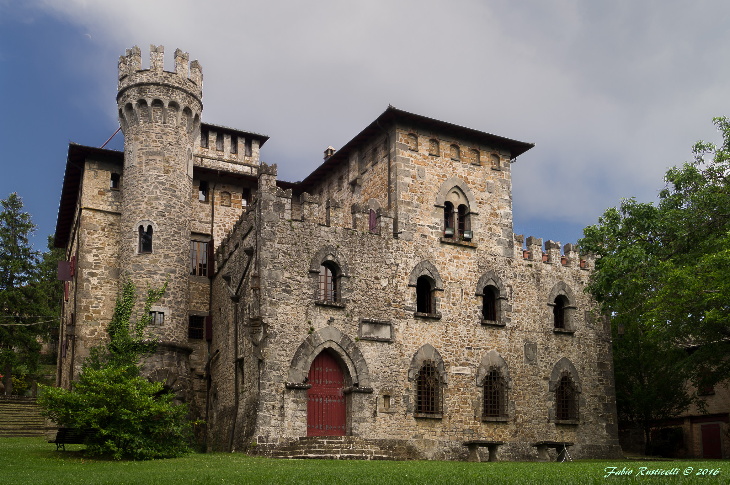 Castello Manservisi...