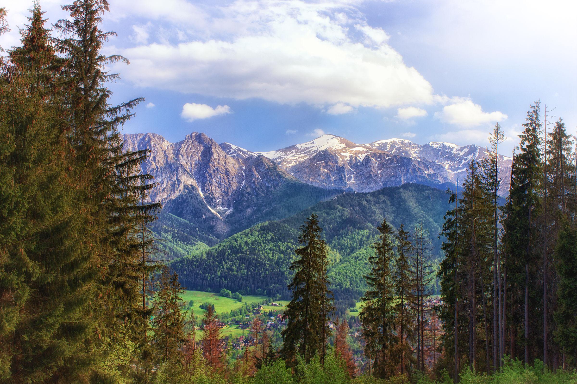 Tatra mountains...