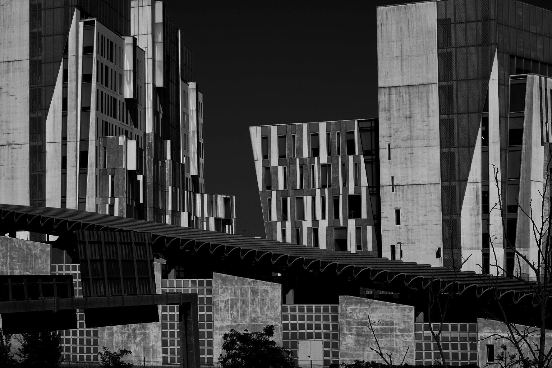 Metropolis...