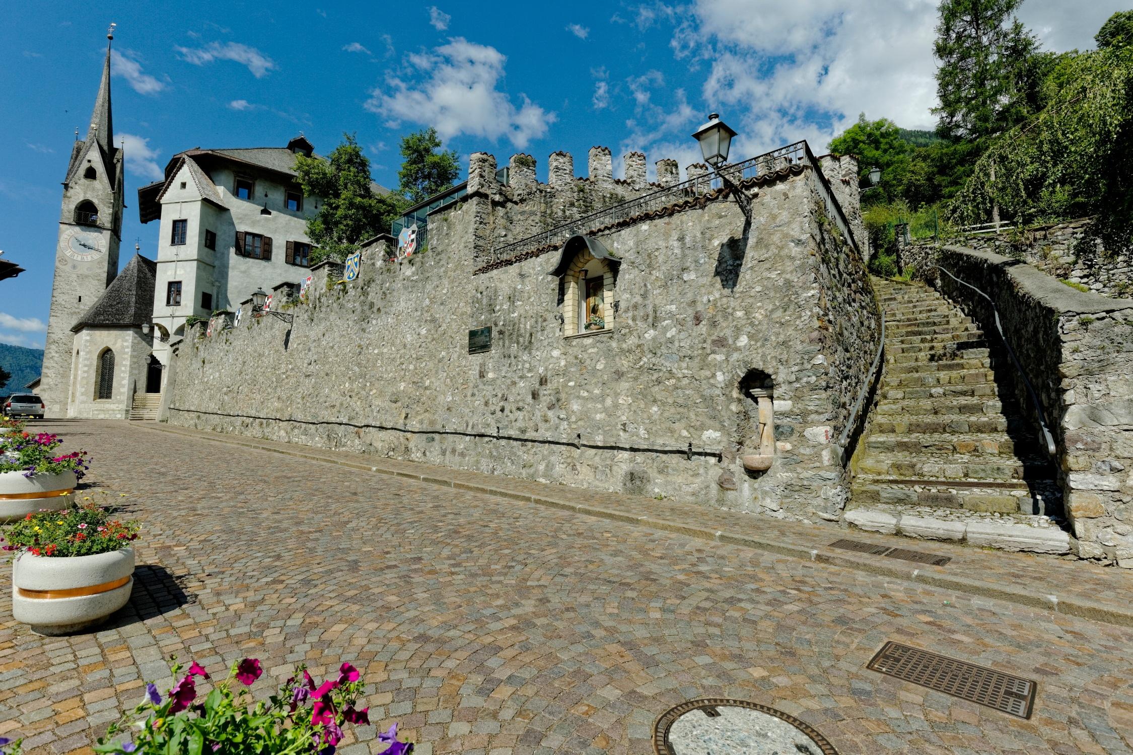 Palace of Mining - Fiera di Primiero...
