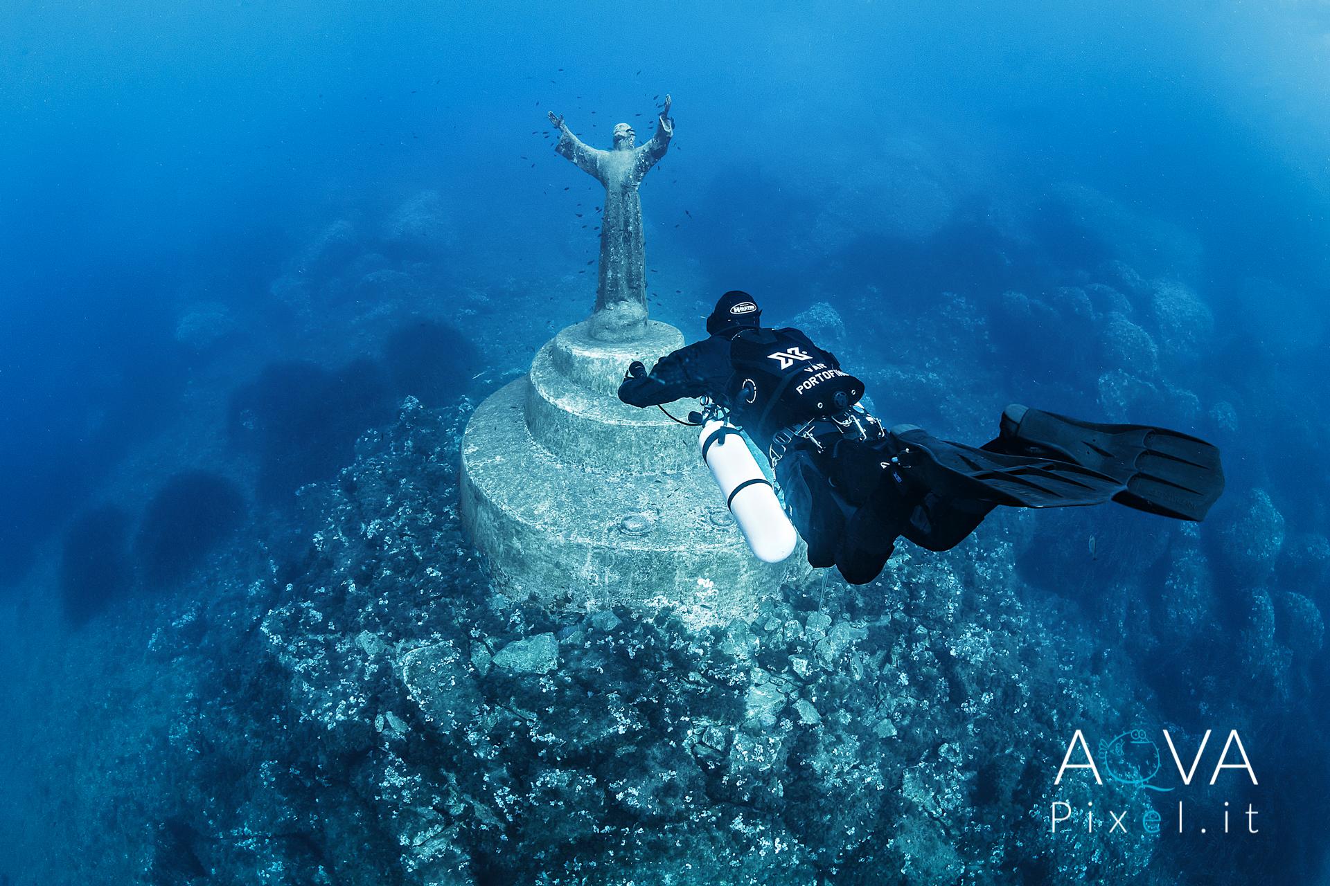 Christ of the Deep...