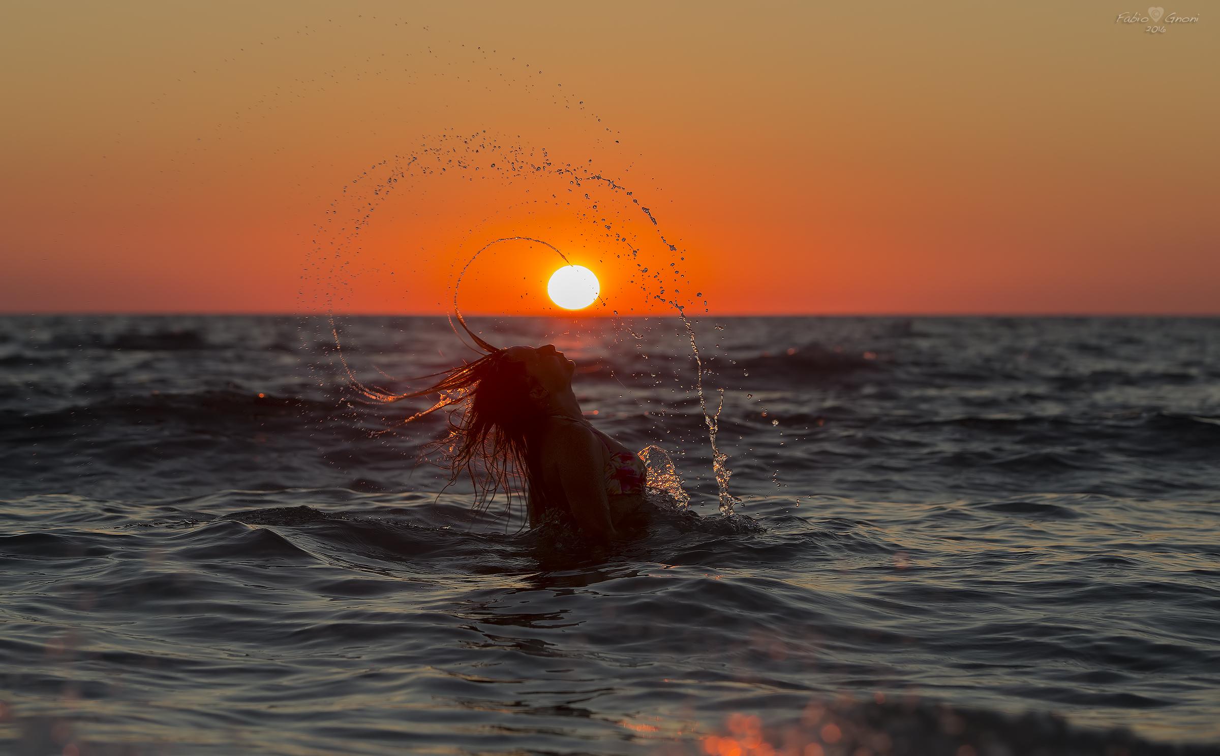 Salento sunset...