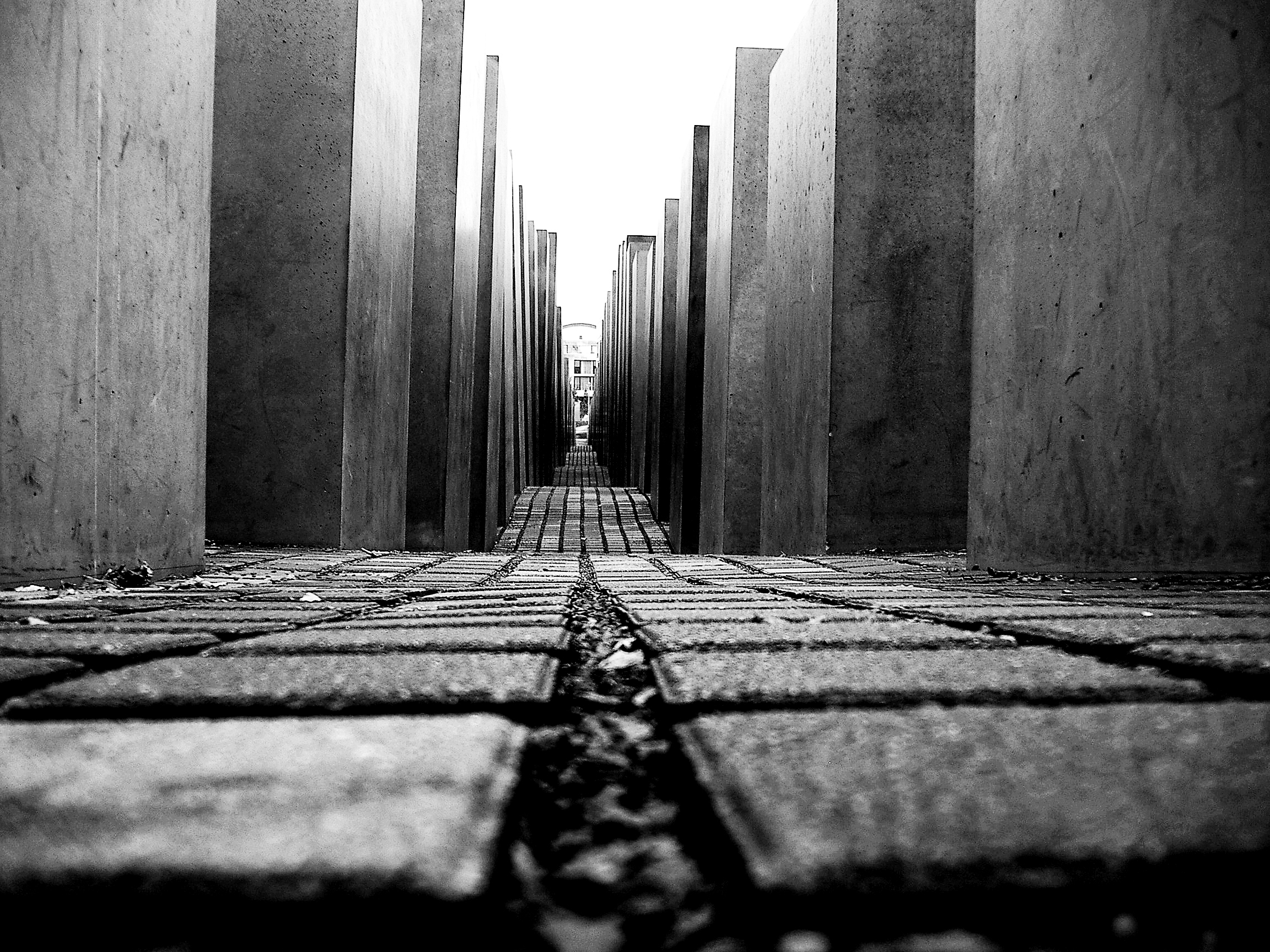 Berlin - Holocaust Memorial...