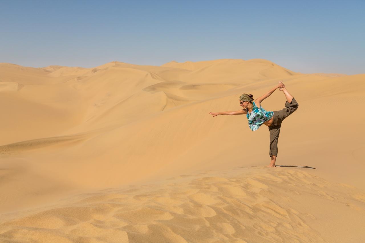 Extreme Yoga!...