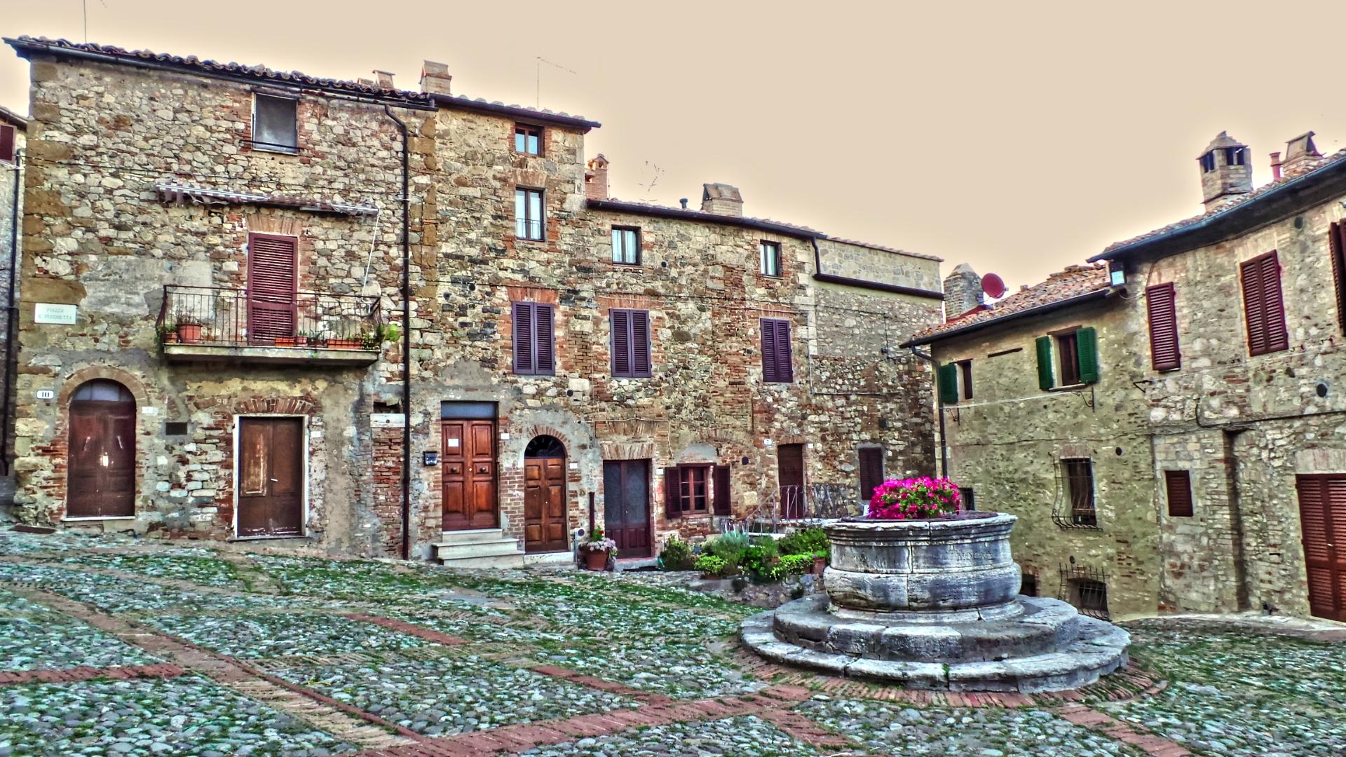 Castiglione d'Orcia...