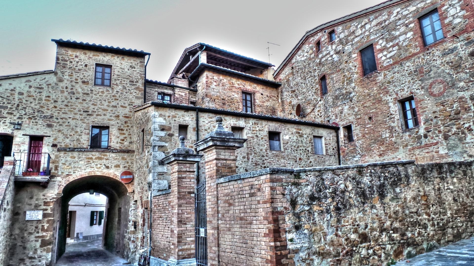 San Quirico d'Orcia...