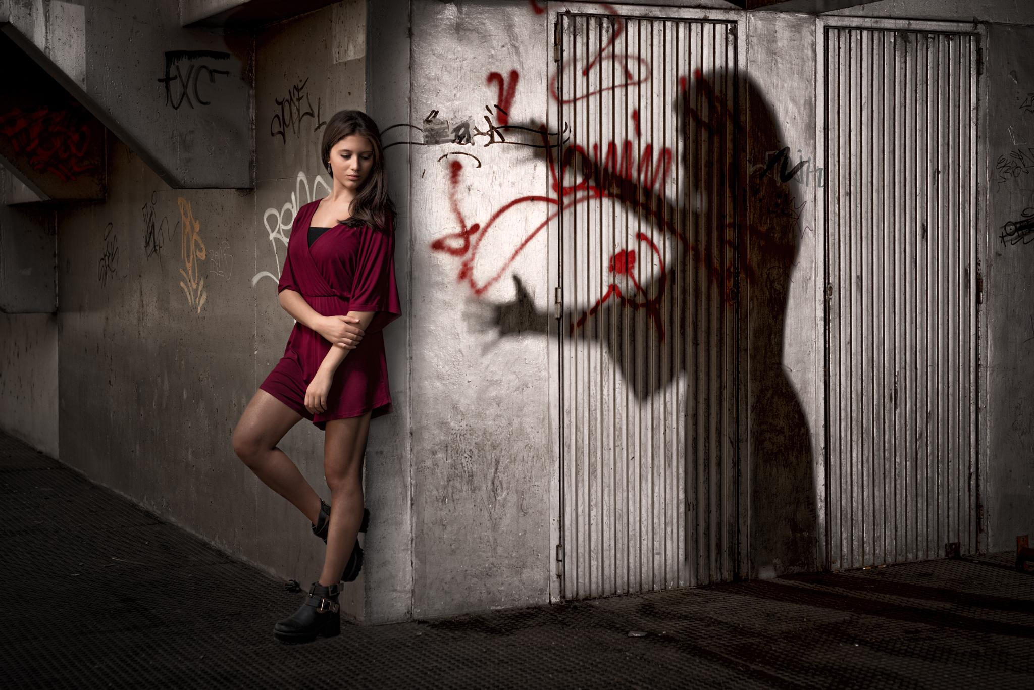 Looming Shadow...