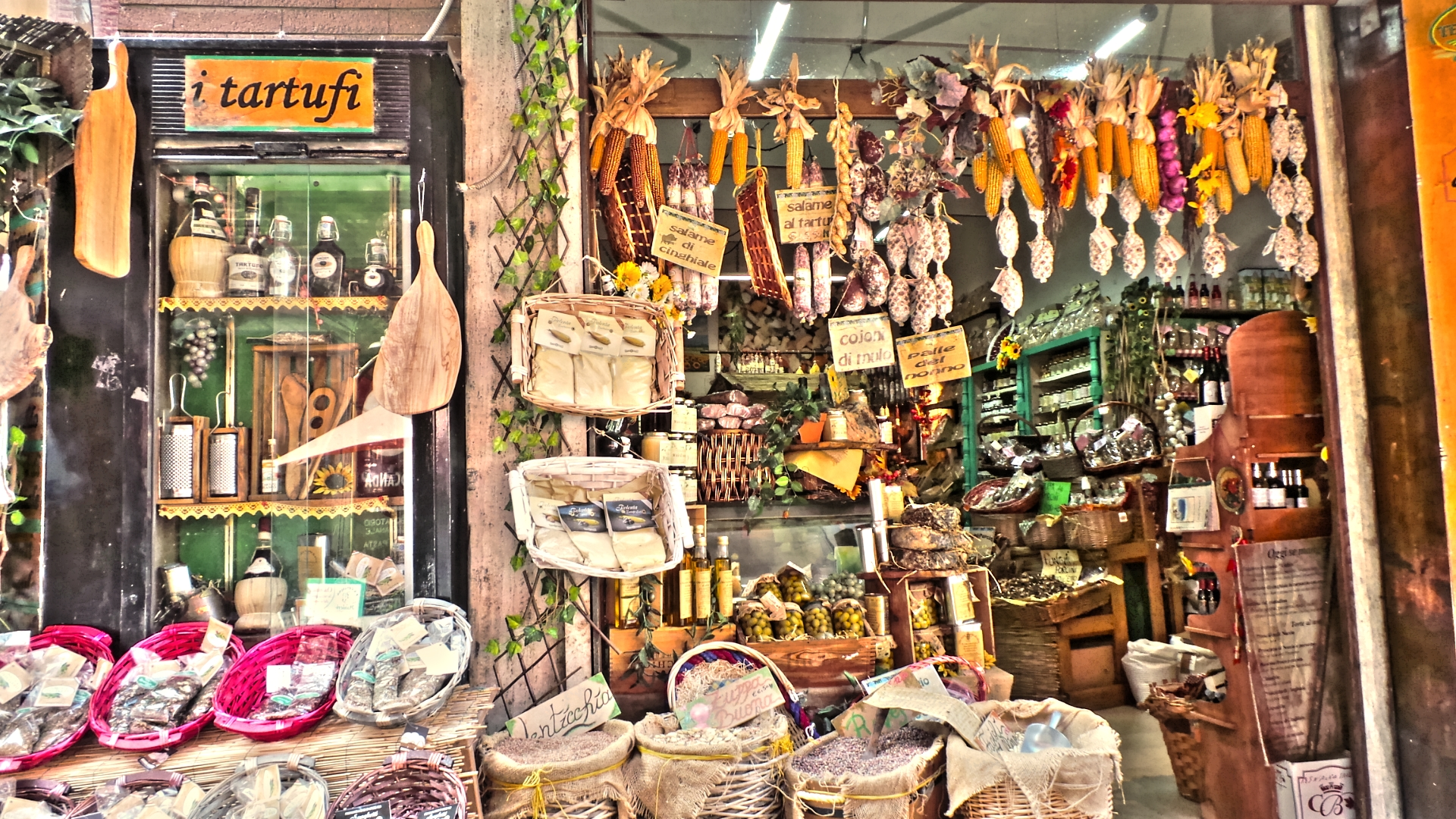 typical products of Trasimeno...