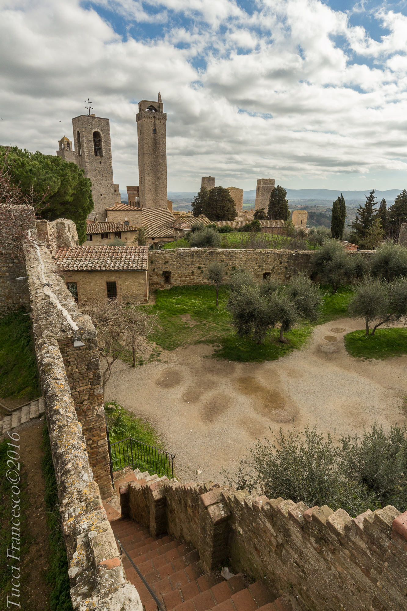 San Gimignano...