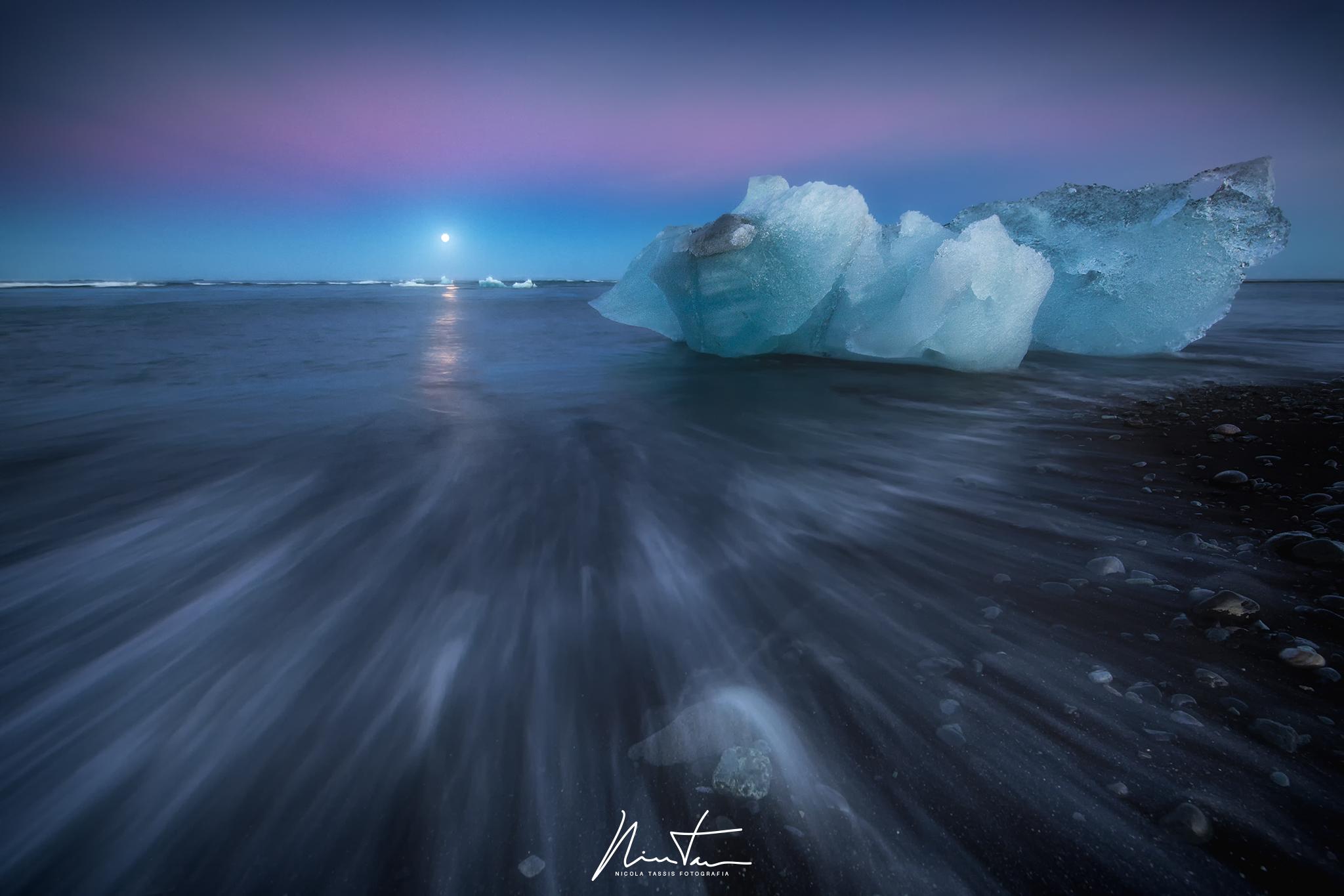 Ice Beach...