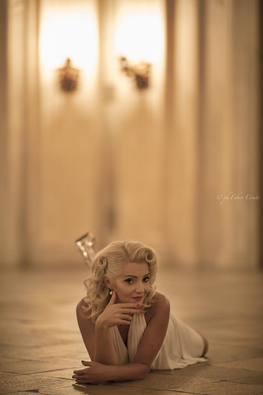 Marilyn, Palazzo Madama. turin...