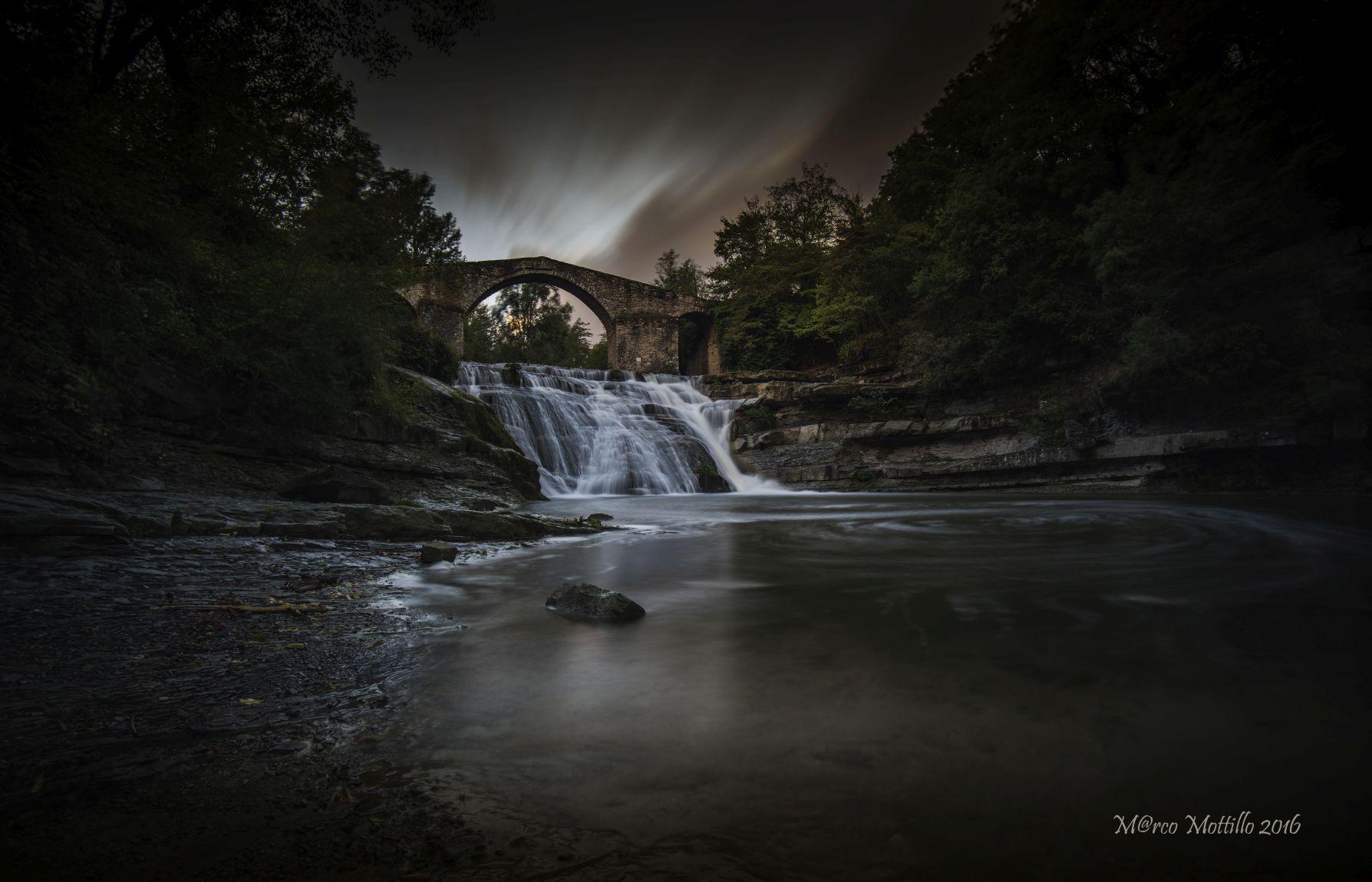 Brusia waterfalls...