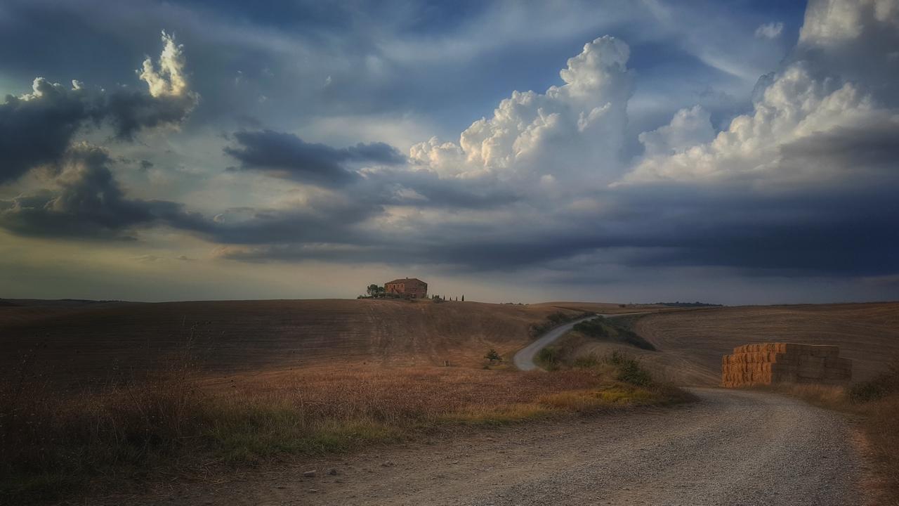 Tuscany Landscape...
